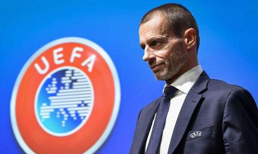 Εχθρός της UEFA και ο χρόνος που κυλά αντίστροφα