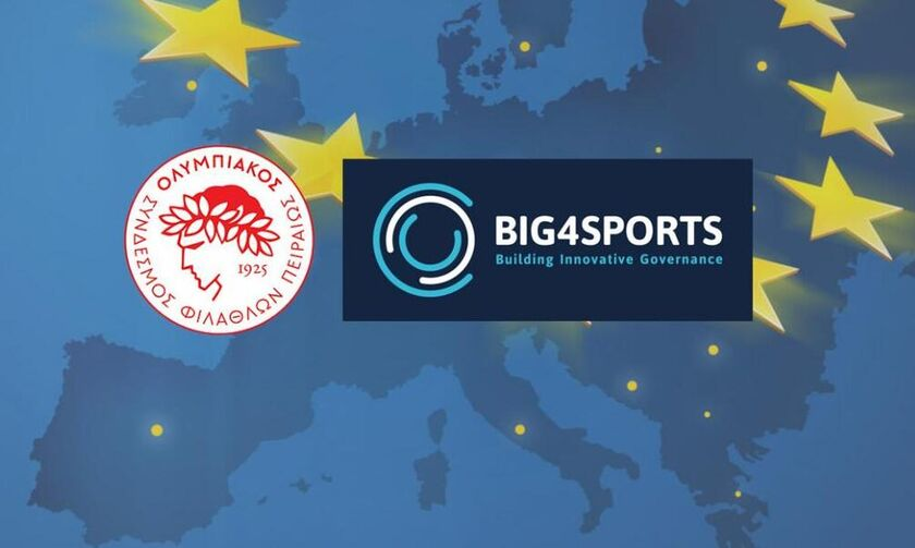 Ολυμπιακός: Παρών στην τηλεδιάσκεψη του προγράμματος Big4Sports