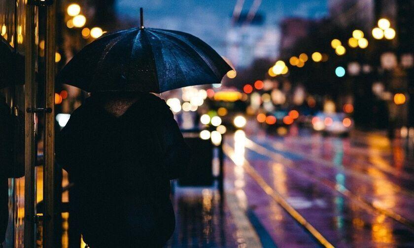 Καιρός: Βροχές και χιονοπτώσεις - Θερμοκρασία σε μικρή άνοδο
