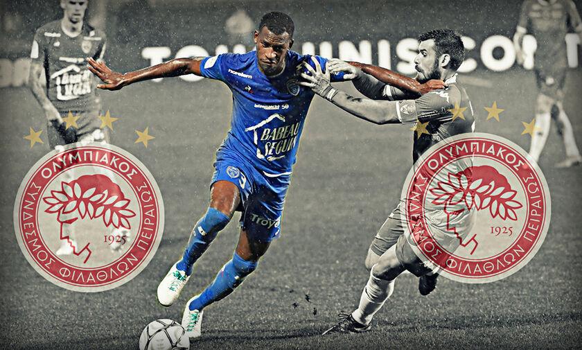 France Football: «Στο στόχαστρο του Ολυμπιακού ο Κουγιατέ»