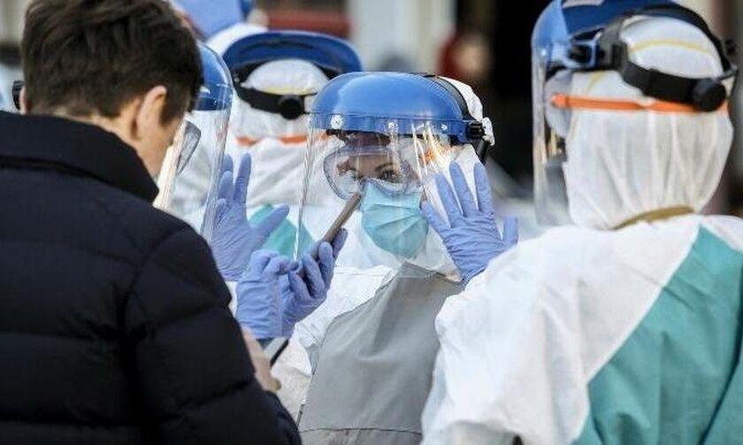 Κορονοϊός: Στους 838 οι νεκροί το τελευταίο 24ωρο στην Ισπανία