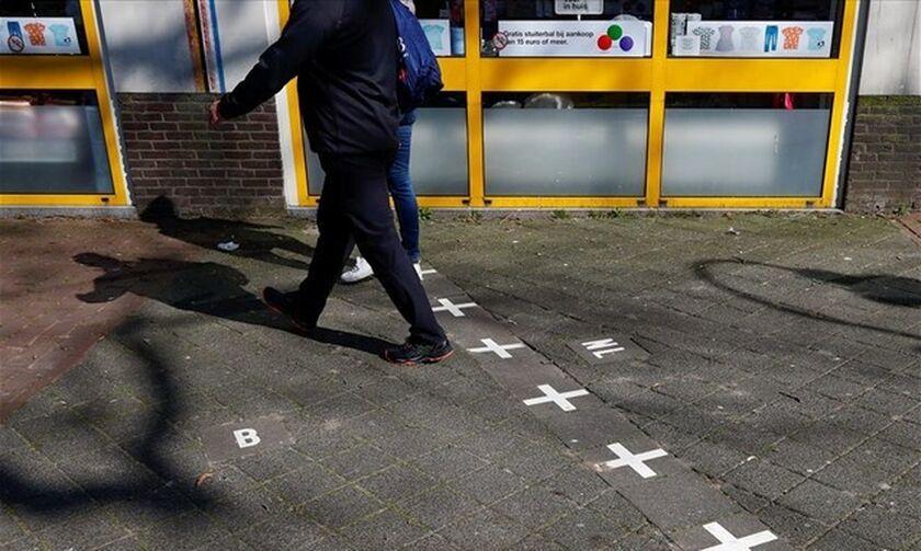 Κορονοϊός: Χωριό στα σύνορα Βελγίου - Ολλανδίας έμεινε... μισόκλειστο!