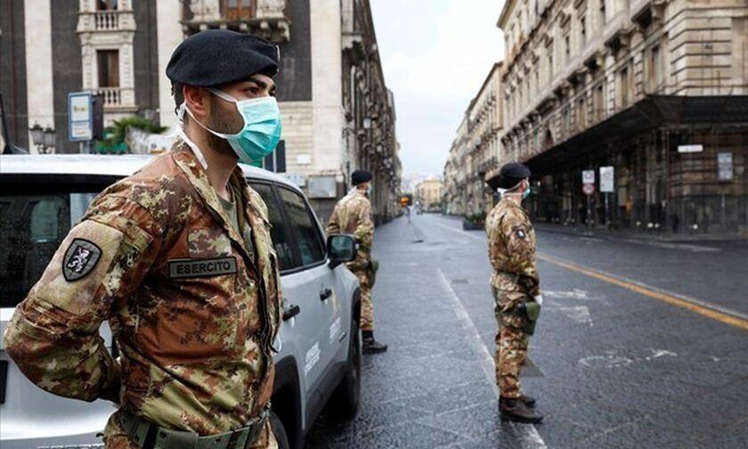 Κορονοϊός στην Ιταλία: Στους 756 οι νεκροί το τελευταίο 24ωρο