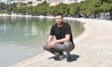 Ιβάν Μπουλιούμπασιτς: Τι είπε ο άσος του Ολυμπιακού για το βίντεο, τον κορονοϊό και τον πατέρα του