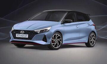 Έτσι θα είναι το νέο Hyundai i20 N (vid)
