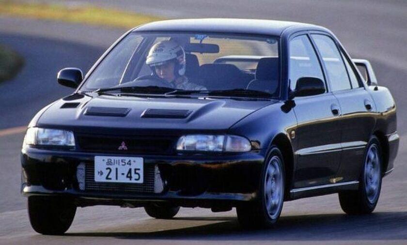 Mitsubishi Lancer Evo 1: Η αρχή του μύθου (vid)