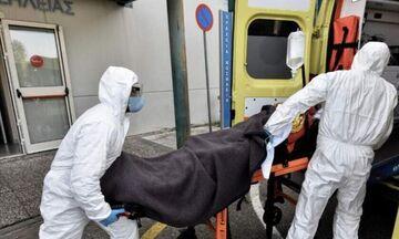 Κορονοϊός: Απεβίωσε 76χρονη στη Λέσβο