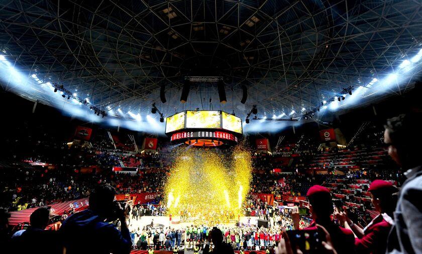 Euroleague: Από 15% ως… 50% ζημία για κάθε ομάδα λόγω κορονοϊού