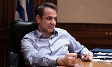 Κορονοϊός: Ο Μητσοτάκης ζητάει από υπουργούς και βουλευτές της ΝΔ τον μισό μισθό τους