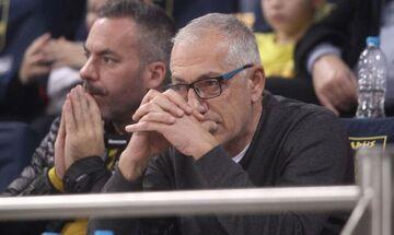 Αρβανίτης: «Να συνεχιστεί η Basket League ή να ματαιωθεί»