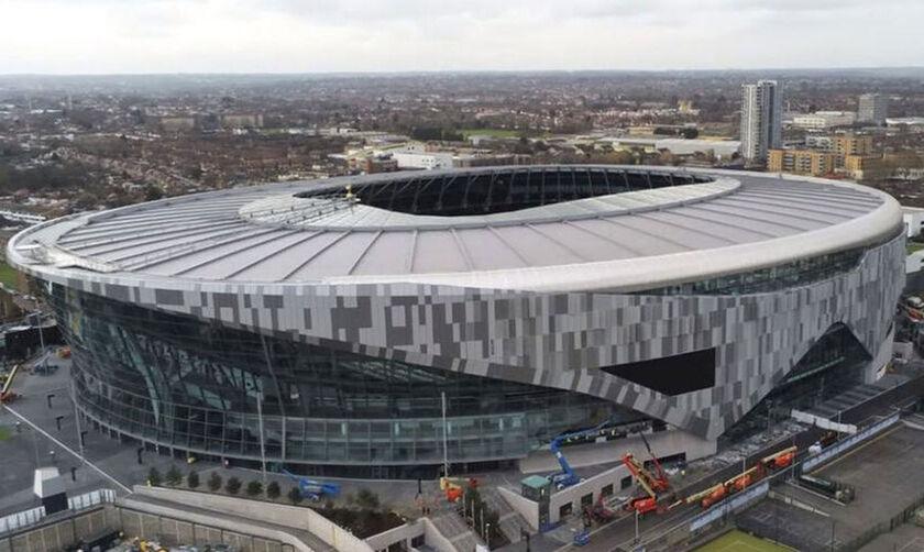 Κορονοϊός: Η Τότεναμ προσφέρει το γήπεδό της στο σύστημα Υγείας της Αγγλίας