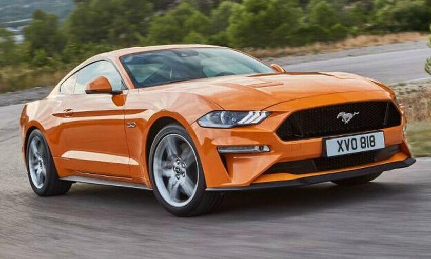 Φθηνότερη από Toyota Corolla 1.2T η Mustang!