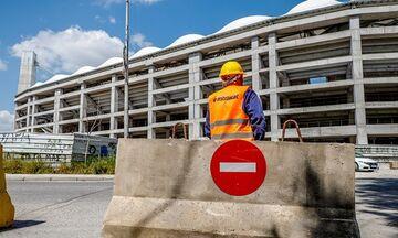 ΑΕΚ: Ξεκίνησαν τα έργα υπογειοποίησης στη Νέα Φιλαδέλφεια