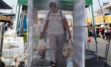 Κορονοϊός: Σε κατάσταση έκτακτης ανάγκης το Μεξικό