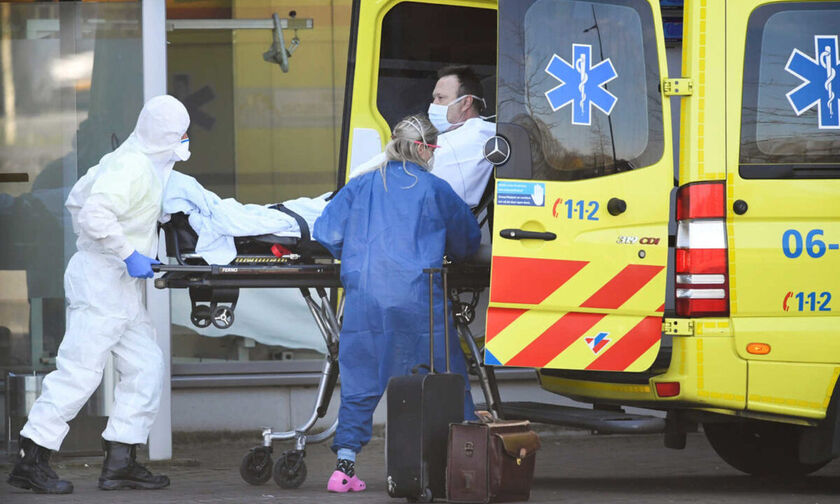 Κορονοϊός: Τρεις ακόμα νεκροί - Στους 46 συνολικά η Ελλάδα