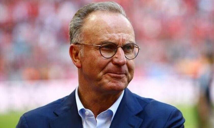 Ρουμενίγκε: «Επιτακτική η ανάγκη να προχωρήσουμε μέχρι το τέλος αυτής της σεζόν»