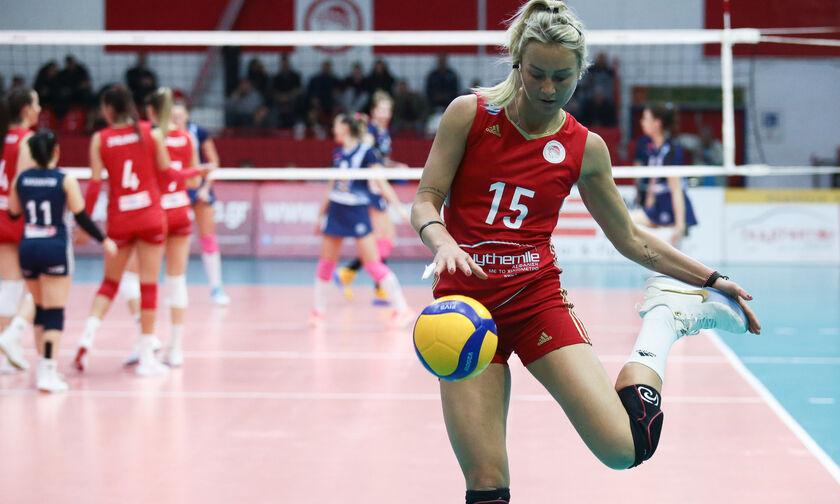 Τι ισχύει για τον Ολυμπιακό σε Volley Leagueανδρών και γυναικών