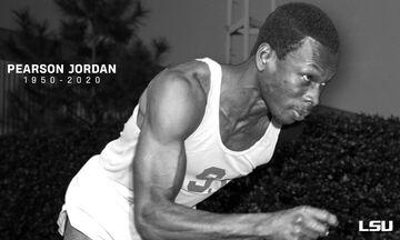Κορονοϊός: «Έφυγε» ο παλιός σπρίντερ Πίρσον Τζόρνταν