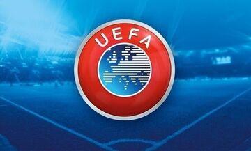 UEFA: Αναβλήθηκαν τα ματς όλων των εθνικών ομάδων τον Ιούνιο
