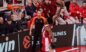 Τα καρφώματα του Ολυμπιακού που... ξεσήκωσαν την EuroLeague (vid)