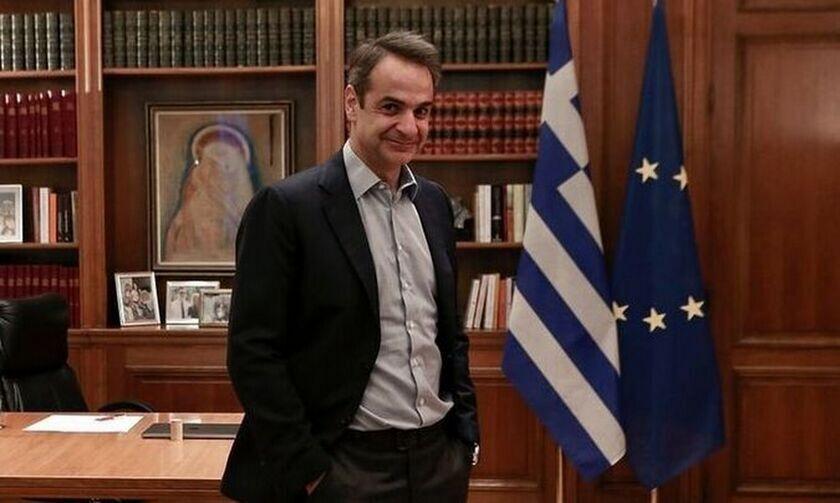 Μητσοτάκης στο CNN: «Η ελληνική κοινωνία επέδειξε μεγάλη αλληλεγγύη» (vid)