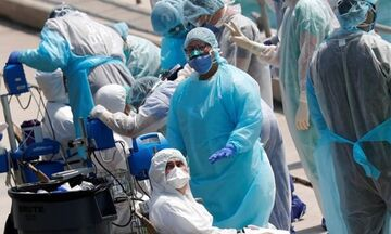 Κορονοϊός: Bρέφος 6 εβδομάδων πέθανε στο Κονέκτικατ - Πάνω από 5.000 νεκροί στις ΗΠΑ
