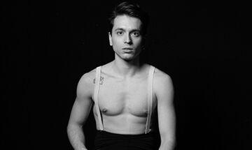 Τζορντάνο Μπότσα: Ο Ρωμαίος χορευτής της Εθνικής Λυρικής Σκηνής, που υποστηρίζει τον Ολυμπιακό!