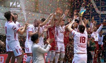 Βουλγαρία: Διέκοψε τα πρωταθλήματα και έβγαλε πρωταθλητές