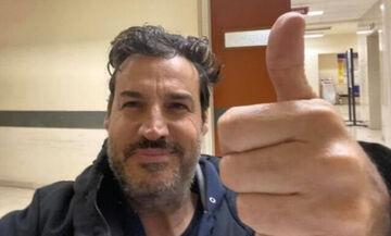 Ραδιοφωνικός παραγωγός νίκησε πνευμονία, γρίπη Β' και κορονοϊό! (pic)