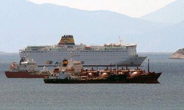 Στο λιμάνι του Πειραιά το πλοίο «Ελευθέριος Βενιζέλος»