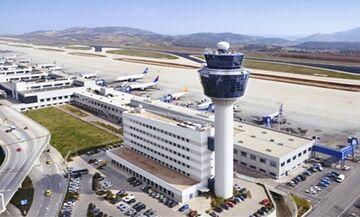 Πτώση της τάξης του 61,3% στην επιβατική κίνηση στο αεροδρόμιο «Ελ. Βενιζέλος»