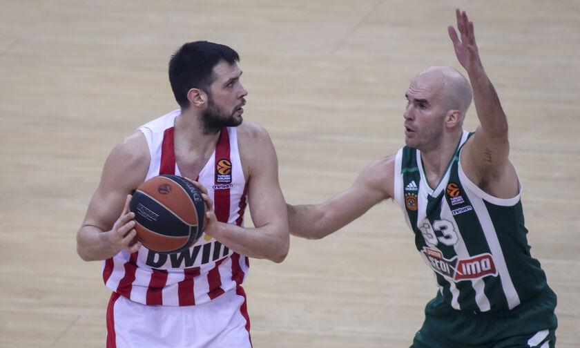 EuroLeague: Με Παπανικολάου και Καλάθη οι καλύτερες πάσες πίσω από την πλάτη (vid)