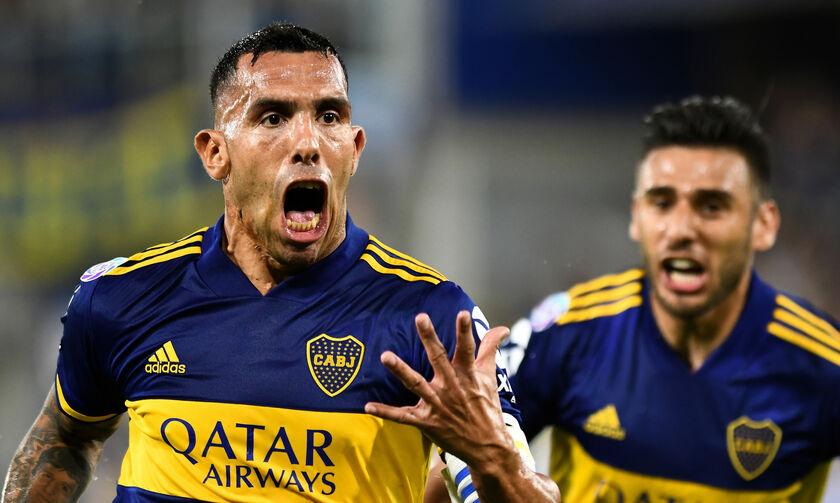 Τέβες: «Κράξιμο» από ποδοσφαιριστές μικρών κατηγοριών της Αργεντινής