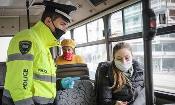 Στις 2.247 οι παραβάσεις για άσκοπες μετακινήσεις – 9 συλλήψεις για λειτουργία καταστημάτων