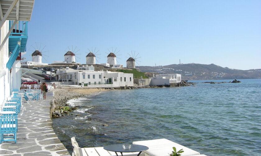 Τelegraph: «Μετά τον κορονοϊό πάμε Ελλάδα»