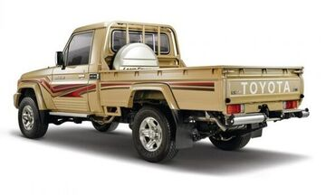 Πωλούνται αγροτικά Toyota Land Cruiser