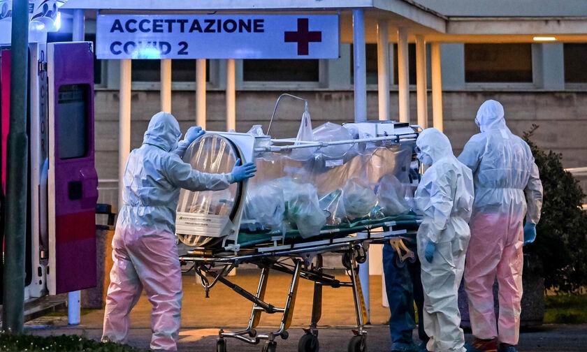 Ευρώπη άμυαλη!  Η μετατροπή της επιδημίας σε πανδημία