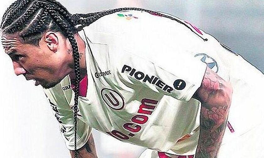 Χουάν Πάμπλο Πίνο: «Αν ήμουνα σωστός επαγγελματίας θα έπαιζα σε μεγαλύτερες ομάδες»