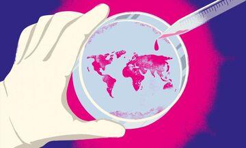 Κορονοϊός - Παγκόσμιος «χάρτης»: Αυτή είναι η θέση της Ελλάδας σε κρούσματα και θανάτους