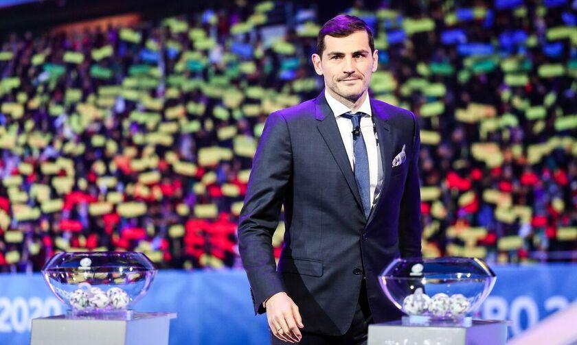 Κασίγιας: «Tον Δεκέμβρη τελικοί Champions League και Europa League»