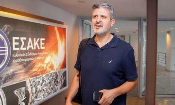Περιστέρι: «Να μπουν αυστηροί κανόνες- Δεν αντέχει 16 ομάδες η Basket league»