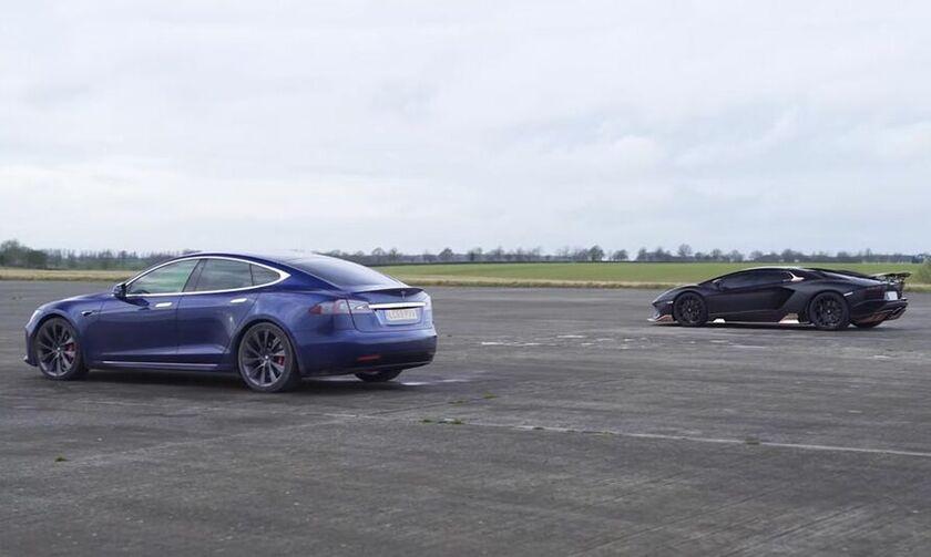 Είναι ταχύτερη η Avendator από το Tesla; (vid)