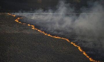 Ουκρανία: Αύξηση της ραδιενέργειας λόγω δασικής φωτιάς κοντά στο Τσερνόμπιλ!