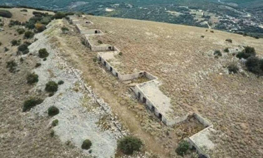 Φως στην Ελλάδα: Το οχυρό-τέρας στην Ήπειρο που αποκαλούσαν «Σκύλλα»