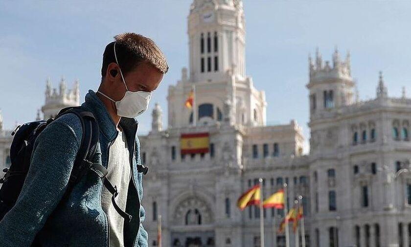 Ισπανία: Τέταρτη συνεχόμενη μέρα που μειώνονται τα θύματα του κορονοϊού