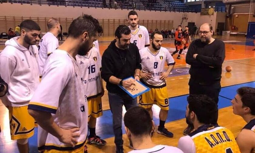 Γ' Εθνική μπάσκετ: Πώς είχε η κατάσταση στους 4 ομίλους πριν από τον κορονοϊό