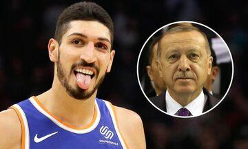 Καντέρ: «Έχω πεθάνει ή η FIBA φοβάται τον δικτάτορα Ερντογάν;»