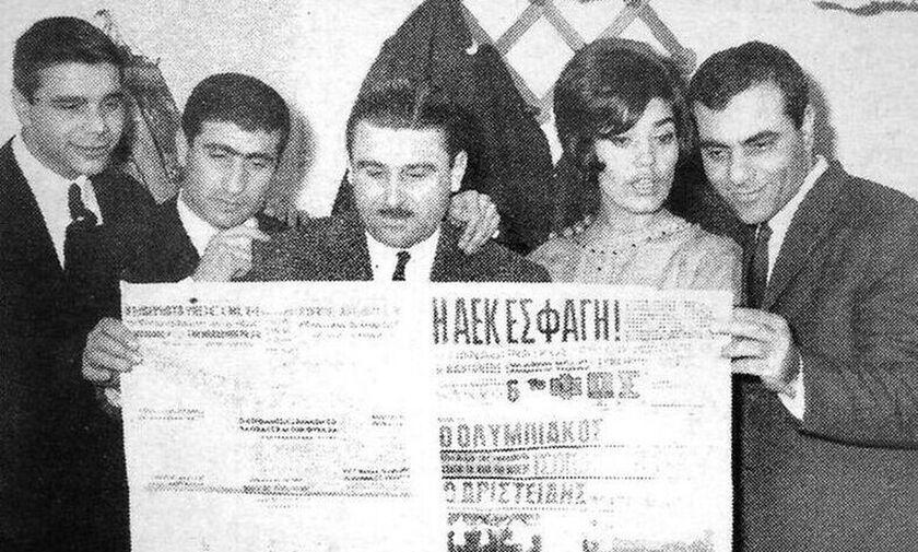 Στέλιος Καζαντζίδης: Στα χρόνια της νοσταλγίας και του Ολυμπιακού μας... (pics+vids)