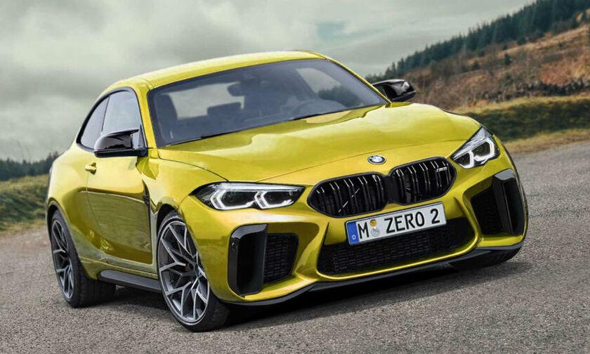 Θα σας άρεσε να είναι έτσι η νέα BMW M2;