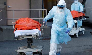 Κορονοϊός - ΗΠΑ: Σχεδόν 2.000 νεκροί σε ένα 24ωρο, ο χειρότερος ημερήσιος απολογισμός